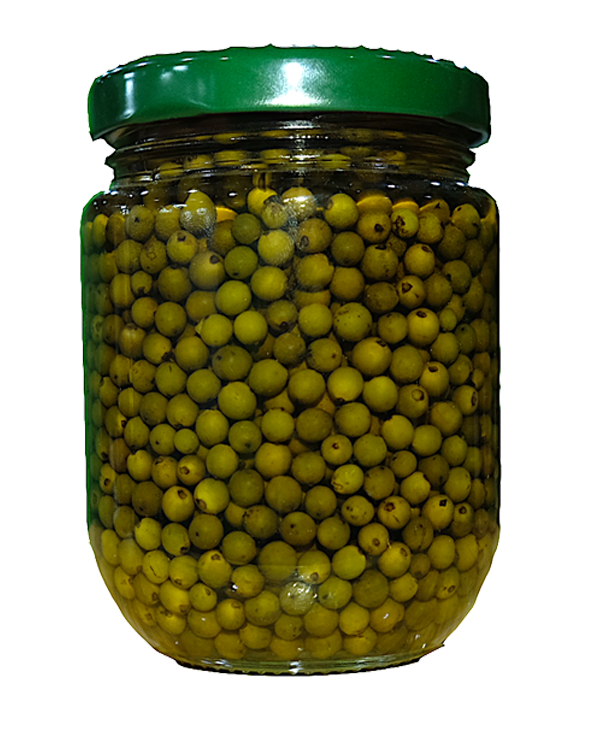 Green Peppercorn in Brine