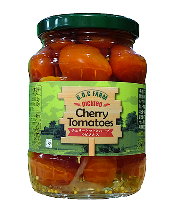 Pickled Cherry Tomato